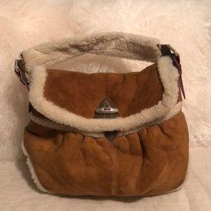 Marc Jacobs Shearling bag
